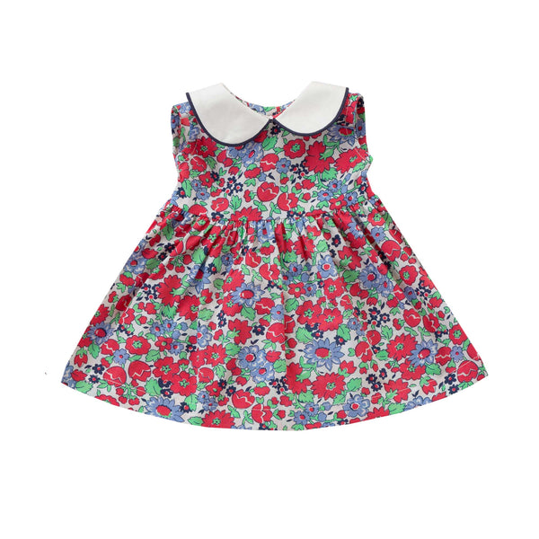 Dolly Garden Floral Dress