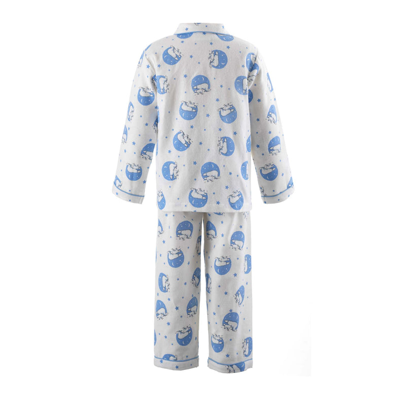 Polar Bear Flannel  Pyjamas