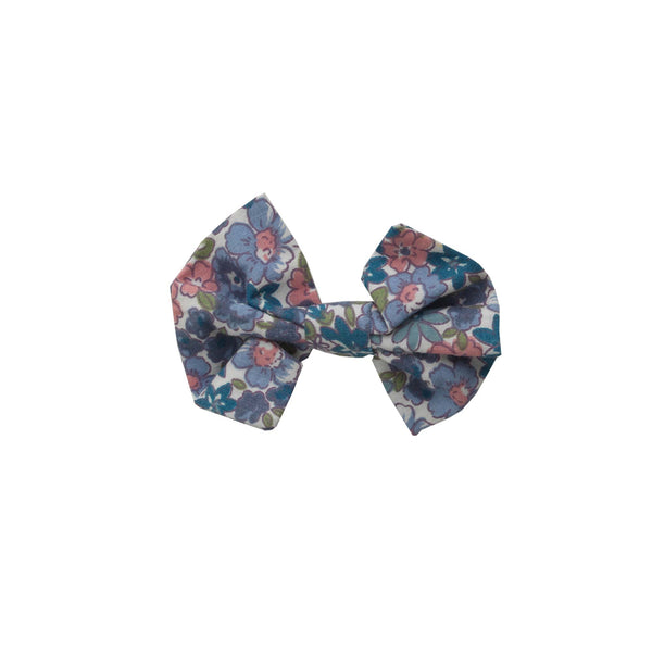 Winter Floral Hairbow