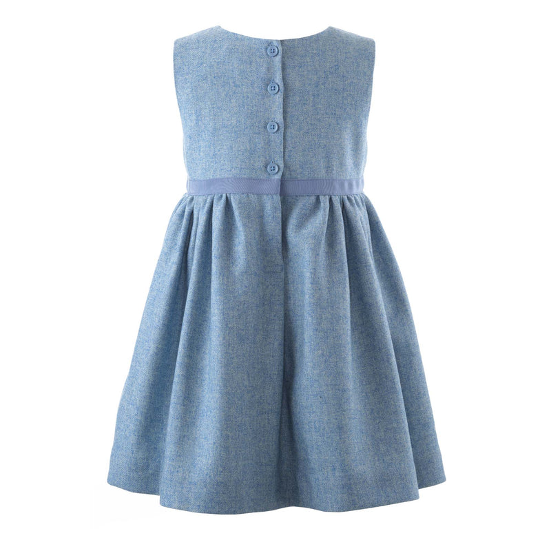 Tweed Pinafore