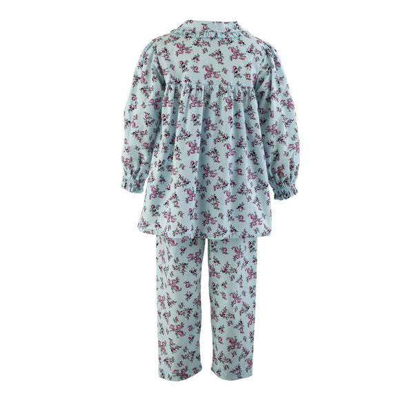 Winter Floral Babydoll Pyjamas
