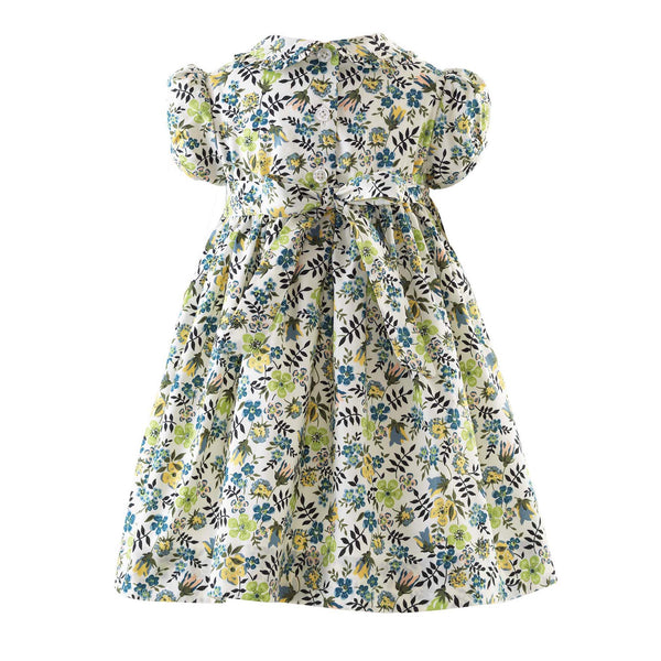 Winter Garden Frill Dress & Bloomers