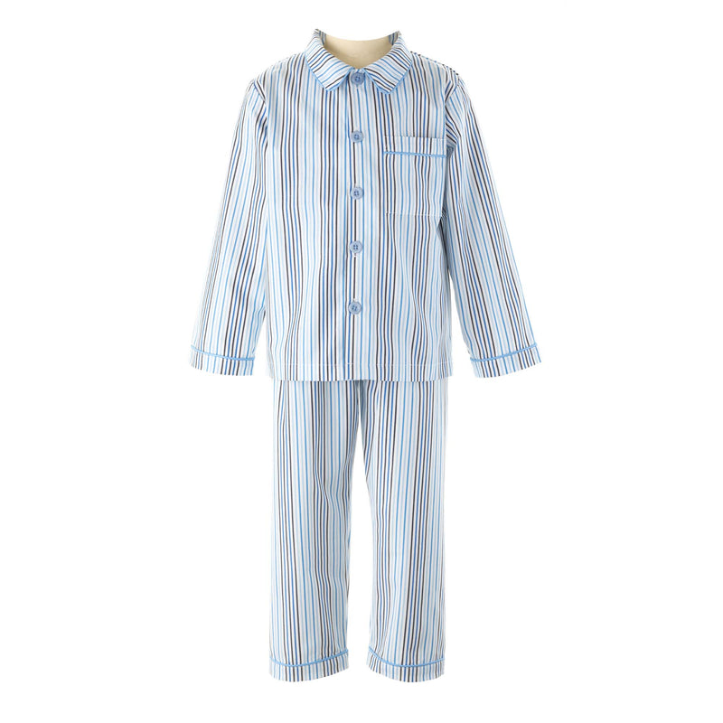Multi Stripe Long Pyjamas