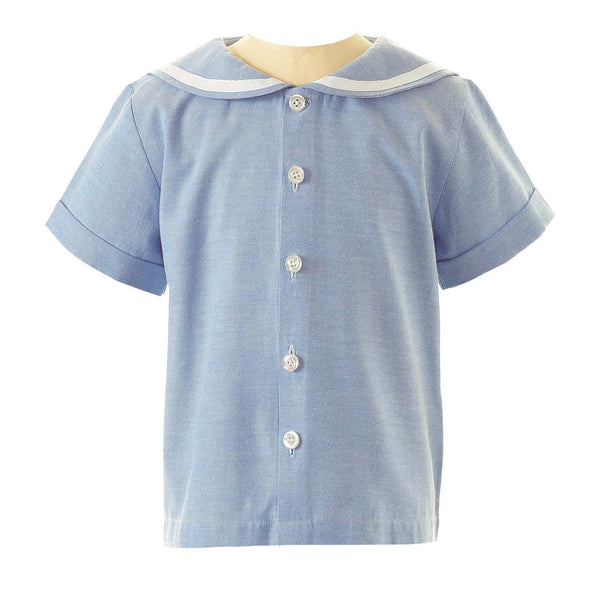 Oxford Sailor Shirt