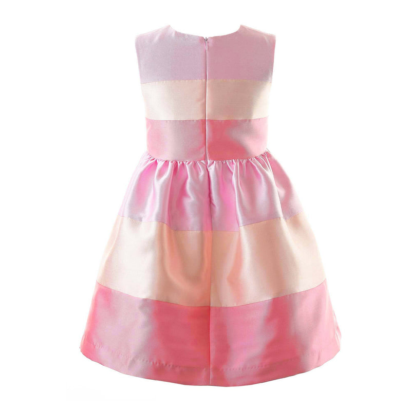 Candy Stripe Party Dress