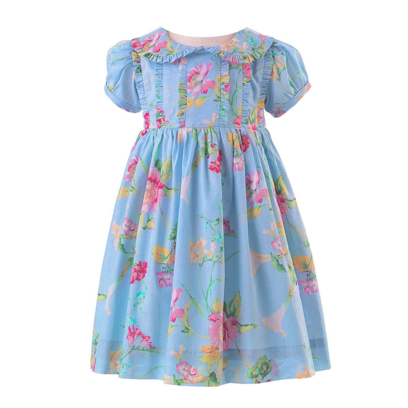 Spring Garden Frill Dress & Bloomers