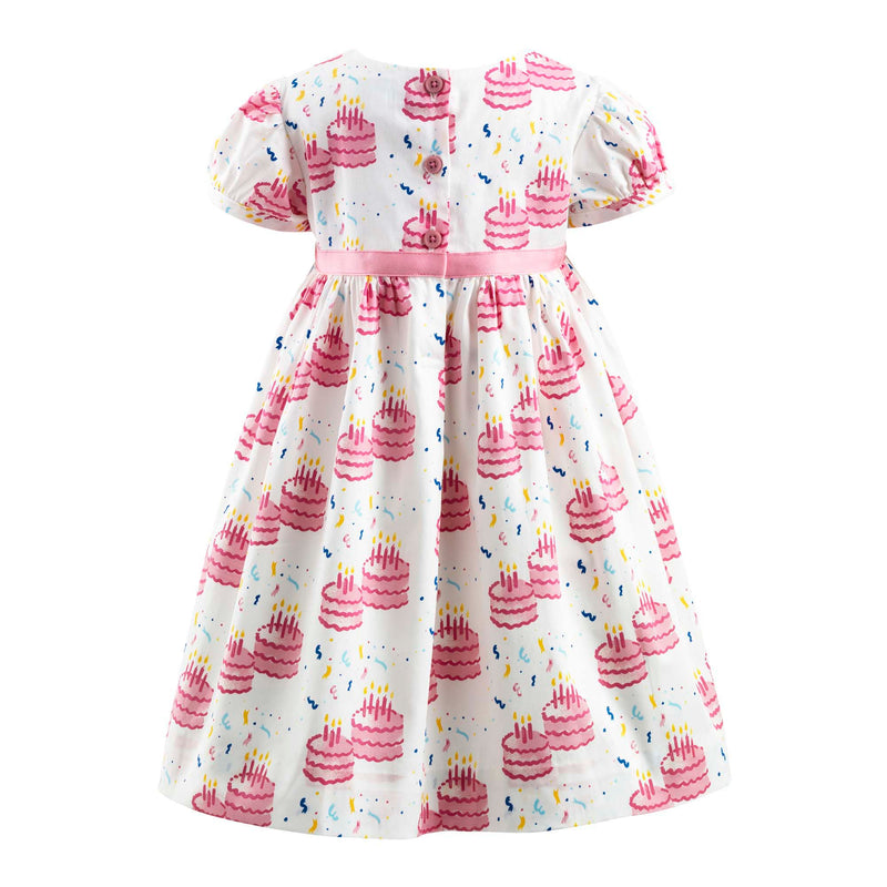 Birthday Cake Dress & Bloomers