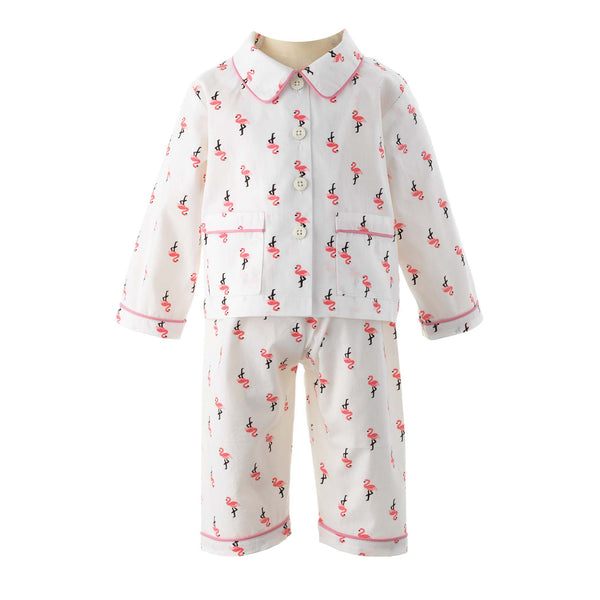 Flamingo Long Pyjamas