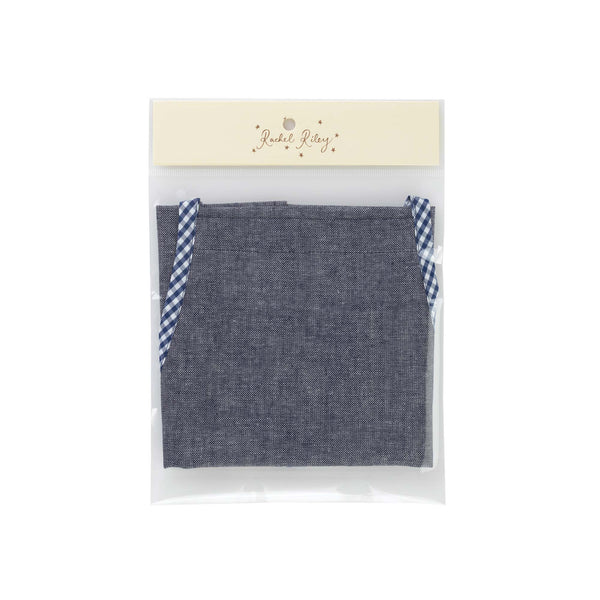 Child's Chambray Apron