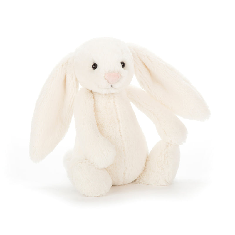 Bashful Cream Bunny, Medium
