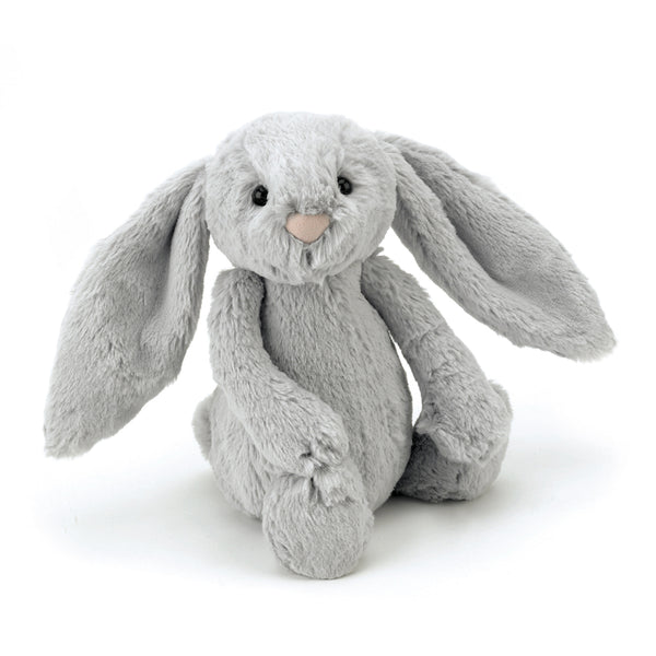 Bashful Silver Bunny, Medium
