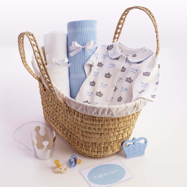 My Little Prince Baby Gift Basket