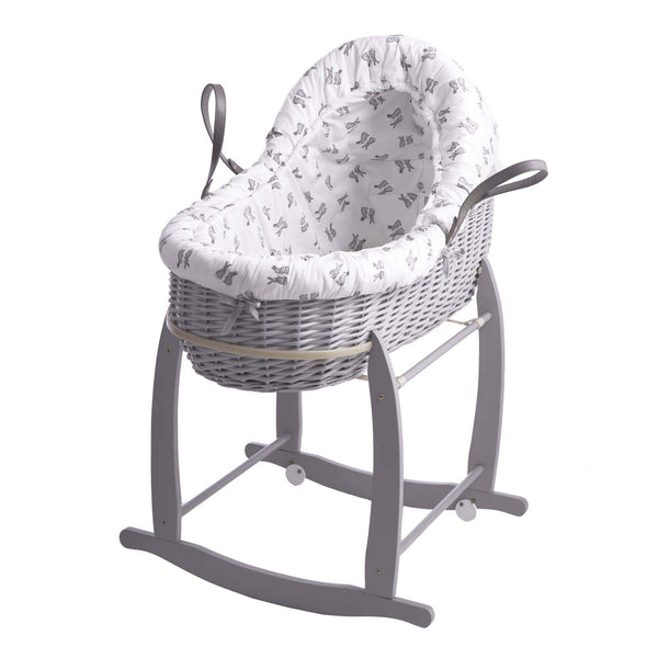 Bunny Bassinet With Deluxe Stand