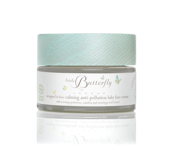 Wrapped In Love Calming Anti-Pollution Baby Face Cream 50ml
