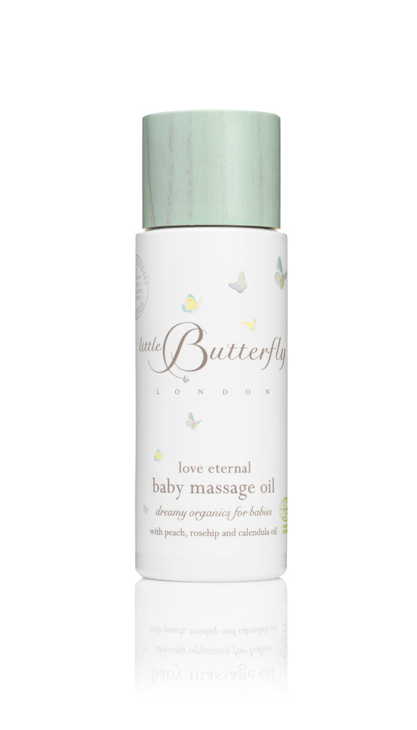 Love Eternal Baby Massage Oil 50ml