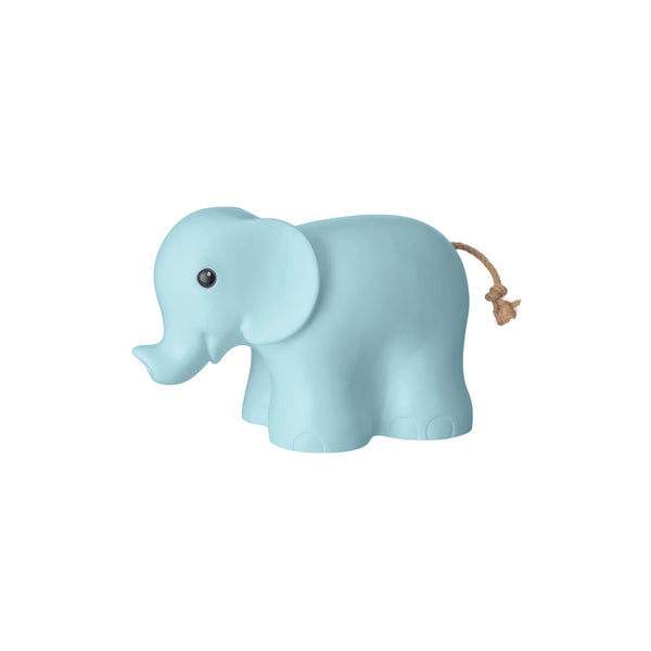 Blue Elephant Lamp