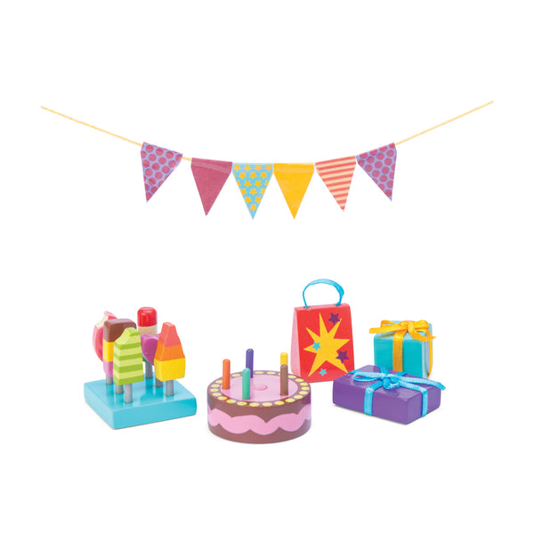 Party-Time Dolls House Accessory Pack