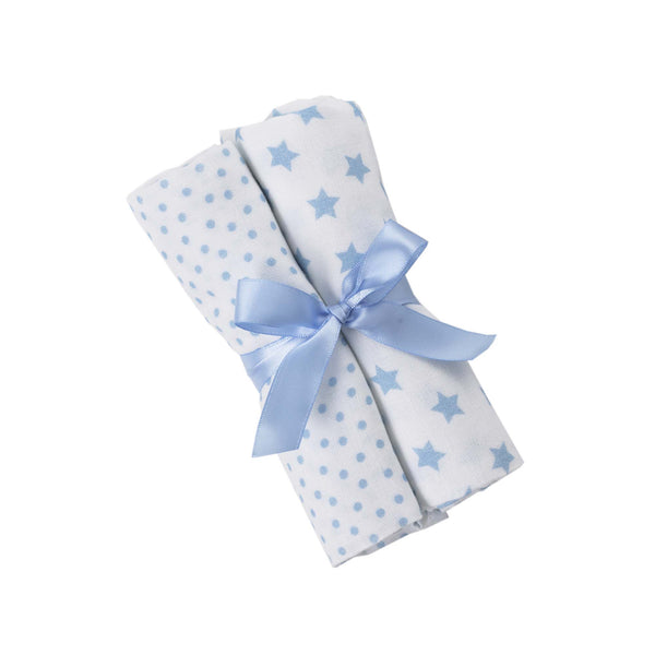 Star 2-Pack Muslin Set