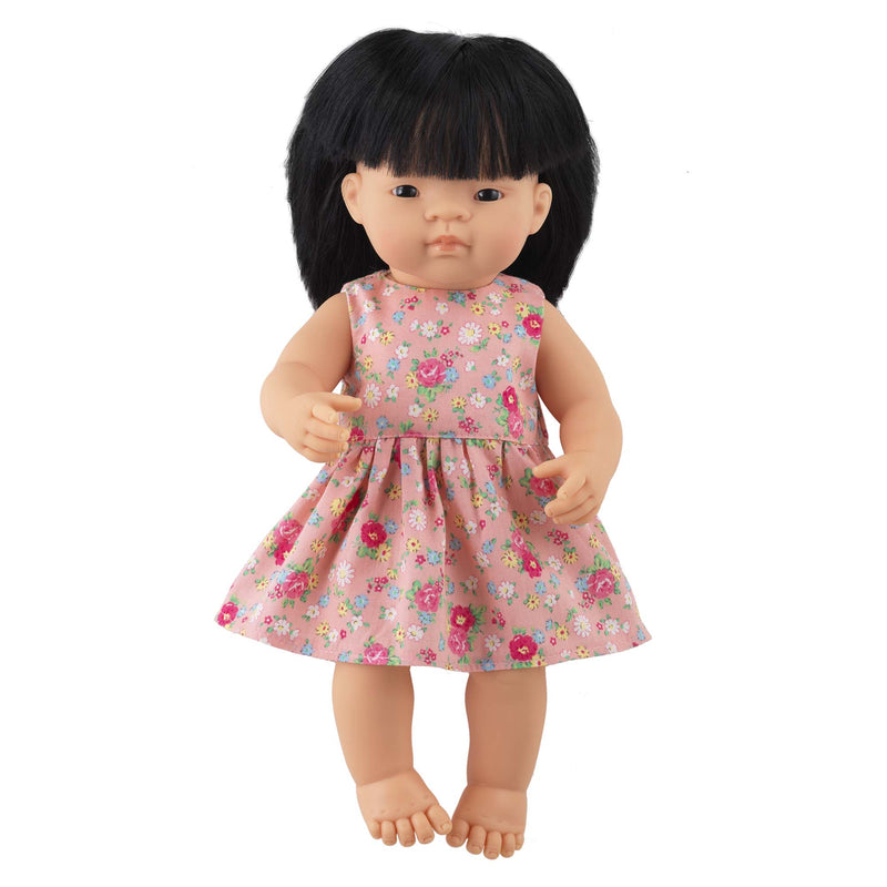 'Sisi' Girl Doll & Floral Dress