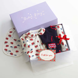 London Bus Gift Box