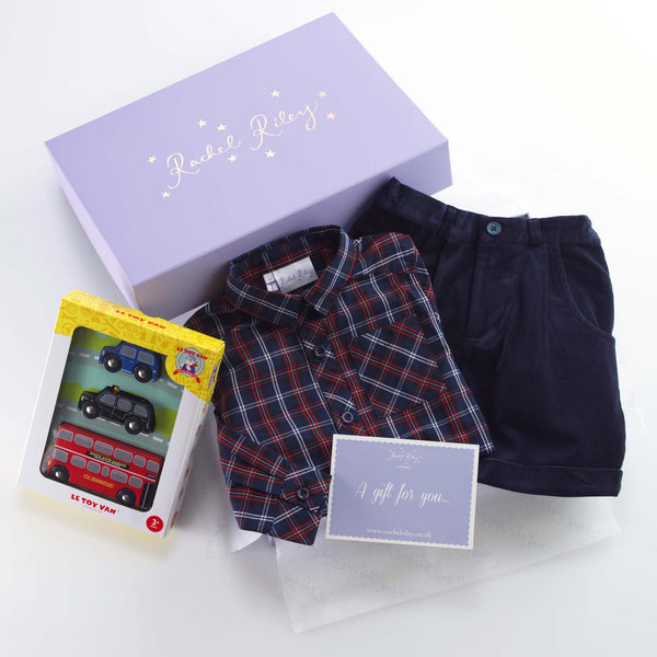 Boys Dress to Impress Gift Box