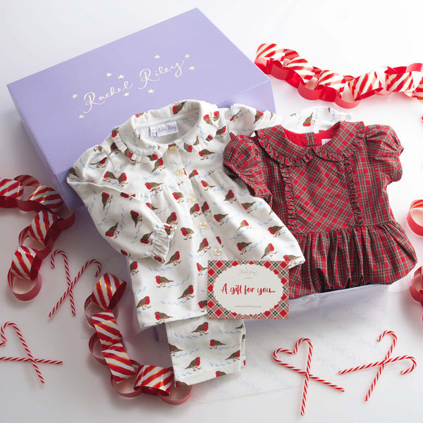 Girls Festive Gift Box