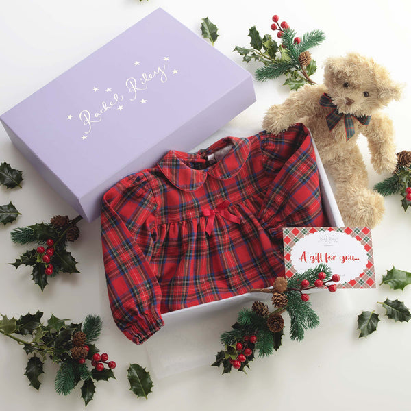 Girls Dreams of Christmas Gift Box