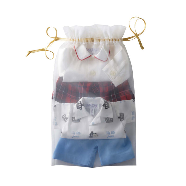 Teddy Clothes Gift Set