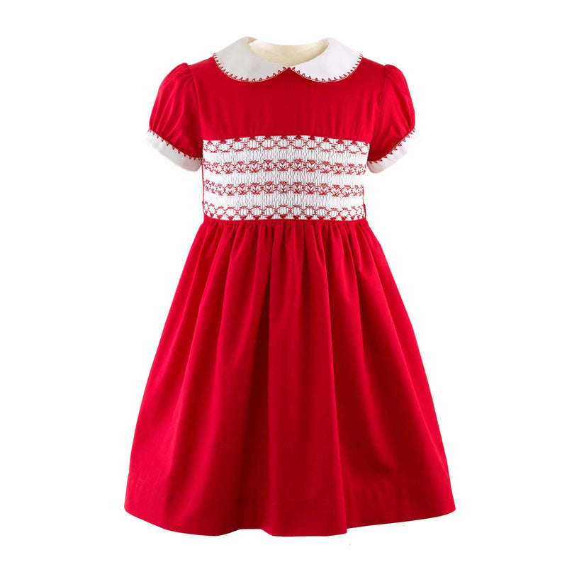 Classic Smocked Dress