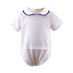 Peter Pan Collar Body