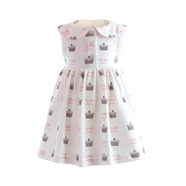 Princess Crown Dress & Bloomer