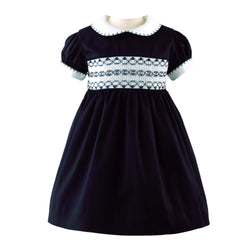 Classic Smocked Dress & Bloomer
