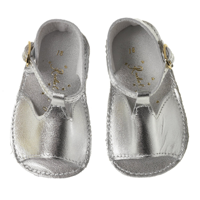 Sandals, Silver