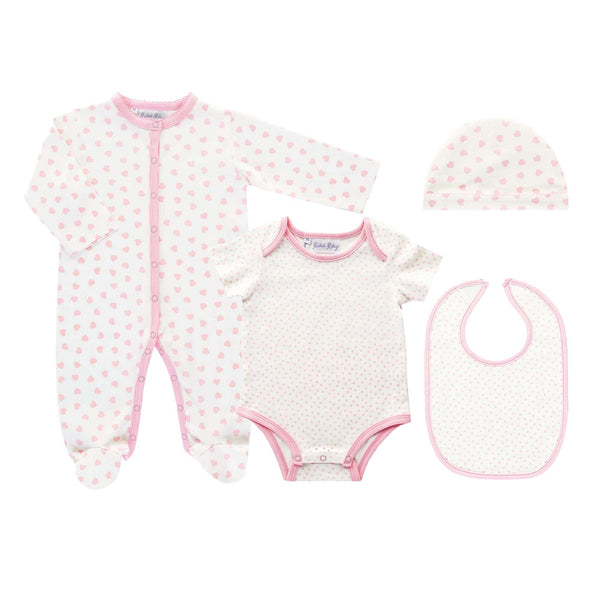 Heart Welcome Baby Set