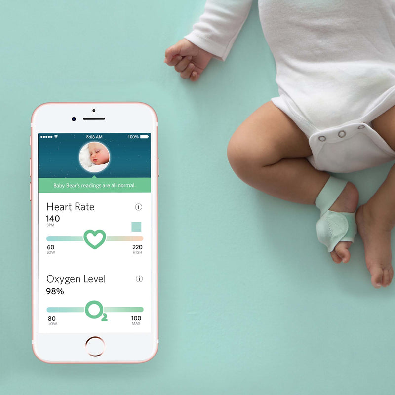 Owlet Smart Sock 2 Baby Health Tracker