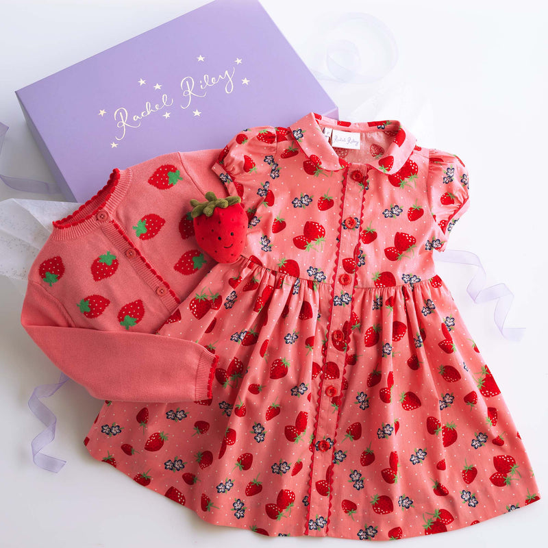 Sweet Strawberry Gift Set