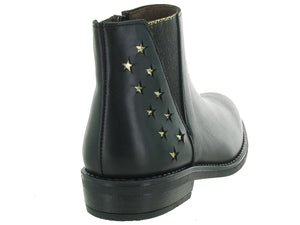 BELLAMY NOUMEA NOIR BOTTINES