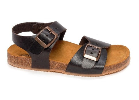 BELLAMY CLARIS marron Sandales   Nu Pieds