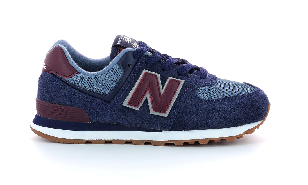 NEW BALANCE pc574 spo navy Chaussures Basses Baskets Sneakers
