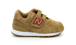 NEW BALANCE IV574 M PBR BROWNChaussures Basses Baskets Sneakers