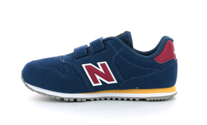 NEW BALANCE YV500 TNR MARINE  Chaussures Basses Baskets Sneakers