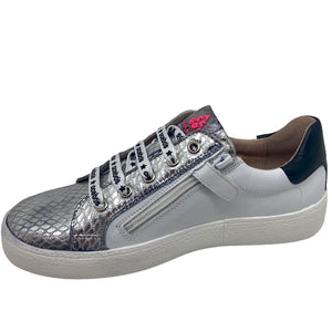 ACEBOS 9877MI blanc Chaussures Basses Baskets Sneakers