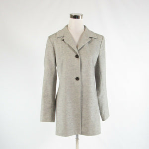 Heather gray CLOTHCRAFT BY WINDSOR long sleeve coat FR38 8-Newish