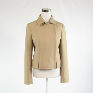 Beige ANN TAYLOR long sleeve jacket 6