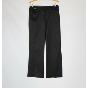 Black NANETTE LEPORE wide leg dress pants 2