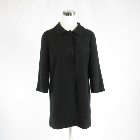 Black BANANA REPUBLIC 3/4 sleeve coat S-Newish
