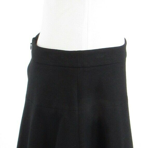 Black BANANA REPUBLIC A-line skirt 10P-Newish