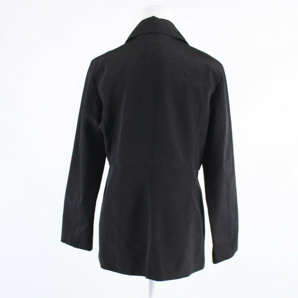 Black MARC NEW YORK Andrew Marc long sleeve button down jacket L-Newish