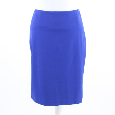 Blue stretch NEW YORK and COMPANY pencil skirt 2