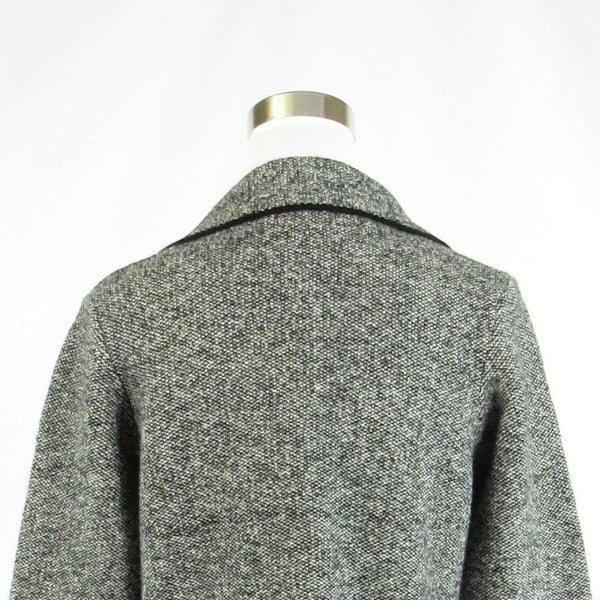 Heather gray COCOGIO long sleeve jacket L-Newish